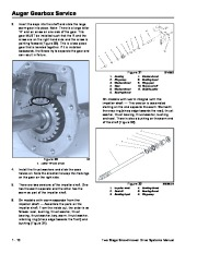Toro 38054 521 Snowthrower Service Manual, 1993 page 18