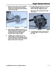 Toro 38054 521 Snowthrower Service Manual, 1991 page 19