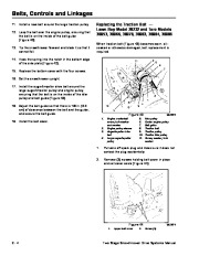 Toro 38053 824 Power Throw Snowthrower Service Manual, 2003 page 24