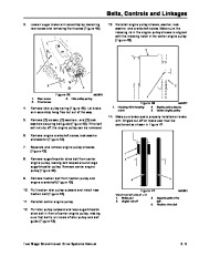 Toro 38054 521 Snowthrower Service Manual, 1991 page 25