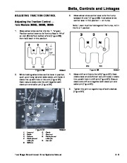 Toro 38054 521 Snowthrower Service Manual, 1993 page 29