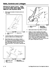 Toro 38053 824 Power Throw Snowthrower Service Manual, 2003 page 30