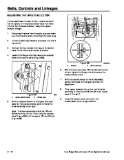 Toro 38053 824 Power Throw Snowthrower Service Manual, 2003 page 32
