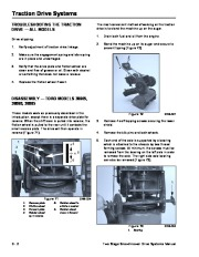 Toro 38053 824 Power Throw Snowthrower Service Manual, 2002 page 34