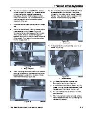 Toro 38053 824 Power Throw Snowthrower Service Manual, 2003 page 35