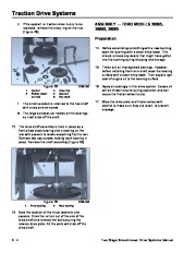 Toro 38053 824 Power Throw Snowthrower Service Manual, 2003 page 36