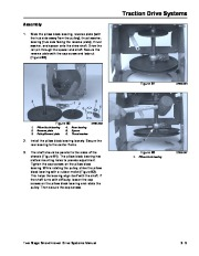 Toro 38054 521 Snowthrower Service Manual, 1994 page 37