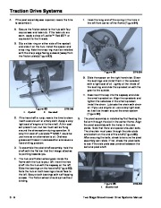 Toro 38053 824 Power Throw Snowthrower Service Manual, 2003 page 38