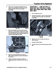 Toro 38054 521 Snowthrower Service Manual, 1995 page 39