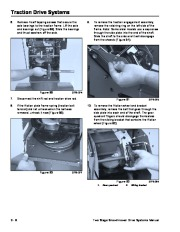 Toro 38053 824 Power Throw Snowthrower Service Manual, 2003 page 40
