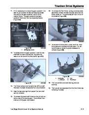 Toro 38054 521 Snowthrower Service Manual, 1991 page 41