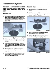 Toro 38054 521 Snowthrower Service Manual, 1991 page 42