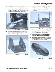 Toro 38054 521 Snowthrower Service Manual, 1991 page 43