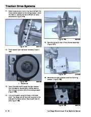 Toro 38054 521 Snowthrower Service Manual, 1991 page 44