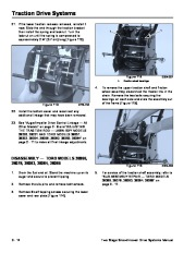 Toro 38053 824 Power Throw Snowthrower Service Manual, 2002 page 46