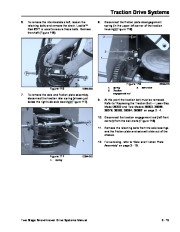 Toro 38053 824 Power Throw Snowthrower Service Manual, 2003 page 47