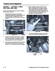 Toro 38053 824 Power Throw Snowthrower Service Manual, 2003 page 48