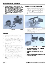 Toro 38053 824 Power Throw Snowthrower Service Manual, 2003 page 50