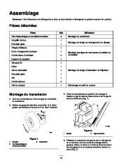Toro 38053 824 Snowthrower Manuel des Propriétaires, 2000, 2001 page 10