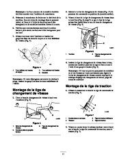 Toro 38053 824 Snowthrower Manuel des Propriétaires, 2000, 2001 page 11