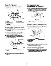 Toro 38053 824 Snowthrower Manuel des Propriétaires, 2000, 2001 page 13