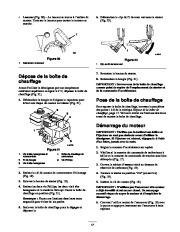 Toro 38053 824 Snowthrower Manuel des Propriétaires, 2000, 2001 page 17