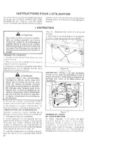 Toro 38052C 521 Snowthrower Manuel des Propriétaires, 1989 page 12