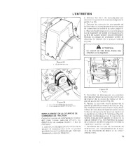 Toro 38052C 521 Snowthrower Manuel des Propriétaires, 1989 page 15