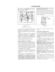 Toro 38052C 521 Snowthrower Manuel des Propriétaires, 1989 page 17