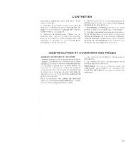 Toro 38052C 521 Snowthrower Manuel des Propriétaires, 1989 page 19