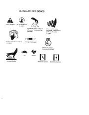 Toro 38052C 521 Snowthrower Manuel des Propriétaires, 1989 page 4