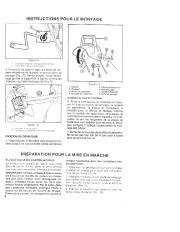 Toro 38052C 521 Snowthrower Manuel des Propriétaires, 1989 page 8