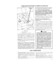 Toro 38052C 521 Snowthrower Manuel des Propriétaires, 1989 page 9