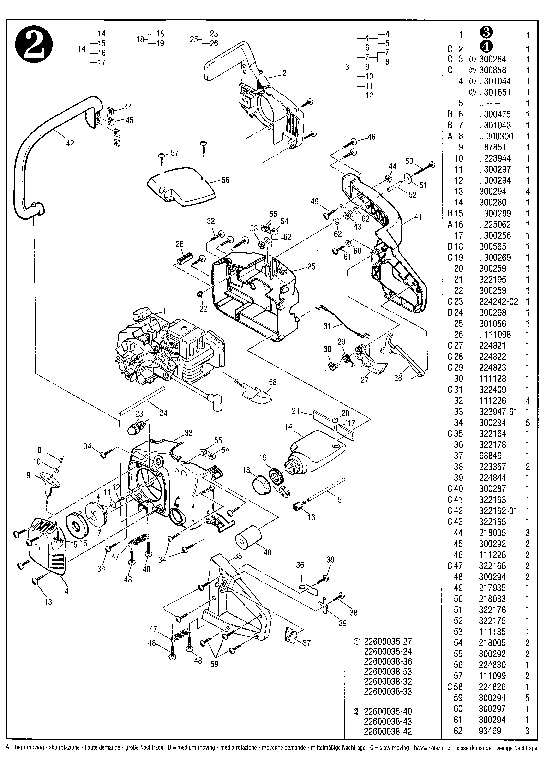 mcculloch mac 835s 836s 838s 839 14 16 18 euromac s 34p