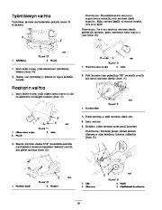 Toro 38026 1800 Power Curve Snowthrower Owners Manual, 2004, 2005 page 10