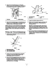 Toro 38053 824 Power Throw Snowthrower Laden Anleitung, 2003 page 11