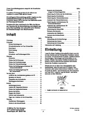 Toro 38053 824 Power Throw Snowthrower Laden Anleitung, 2003 page 2