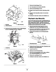 Toro 38053 824 Power Throw Snowthrower Laden Anleitung, 2003 page 26