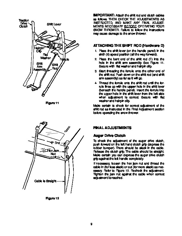 mtd yard machine manuals