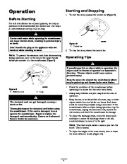 Toro 38026 1800 Power Curve Snowthrower Owners Manual, 2009 page 6