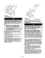 Toro 38026 1800 Power Curve Snowthrower Owners Manual, 2009 page 7