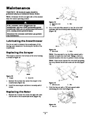 Toro 38026 1800 Power Curve Snowthrower Owners Manual, 2009 page 8
