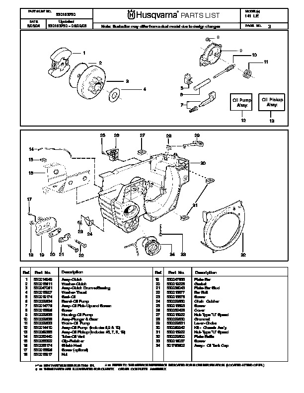 husqvarna chainsaw ignition wiring diagram husqvarna