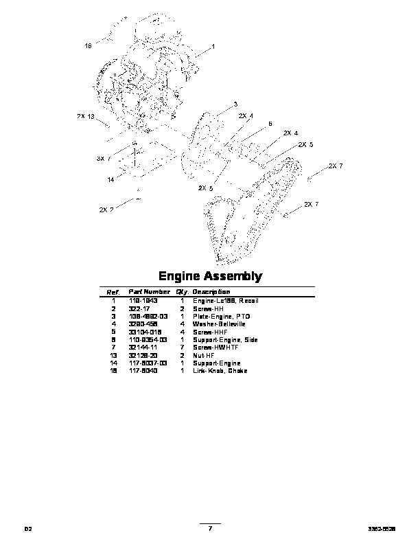 Toro Power Clear 210 Manual : Toro power clear snow blower parts manual