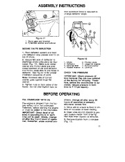 Toro 38054 521 Snowthrower Owners Manual, 1992 page 11