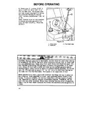 Toro 38054 521 Snowthrower Owners Manual, 1992 page 12