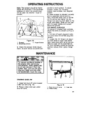Toro 38054 521 Snowthrower Owners Manual, 1992 page 17
