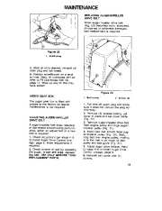 Toro 38054 521 Snowthrower Owners Manual, 1992 page 19