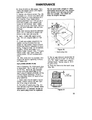 Toro 38054 521 Snowthrower Owners Manual, 1992 page 23