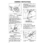 Toro 38054 521 Snowthrower Owners Manual, 1992 page 8